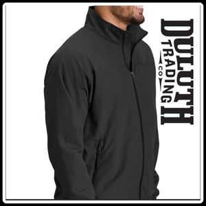 """DULUTH TRADING COMPANY 3/4"""" ZIP TOP"""